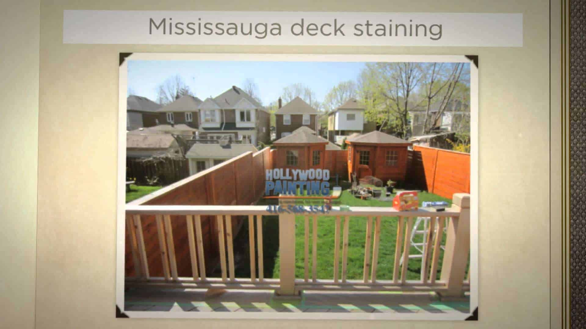 Deck Repair Mississauga Service