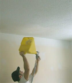 Drywall Repair stucco ceiling repair