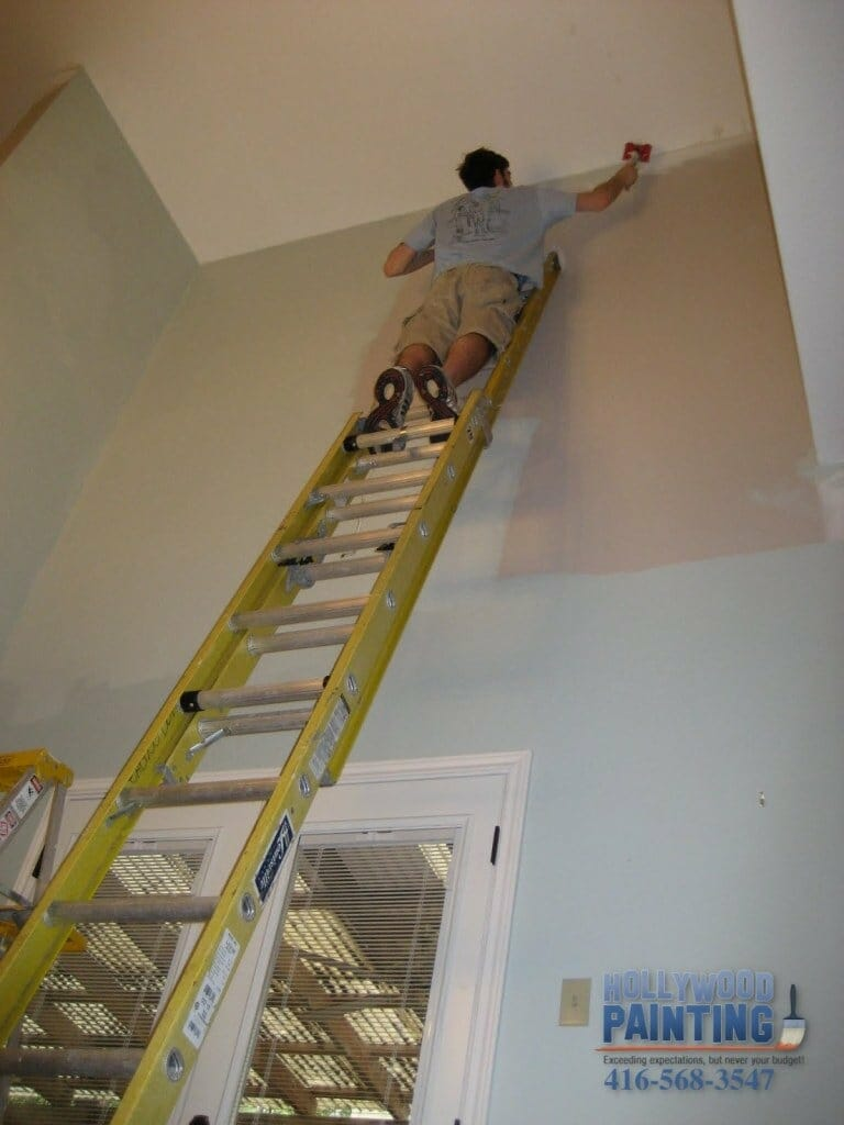 Painting and carpentry services