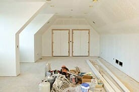 Interior carpentry