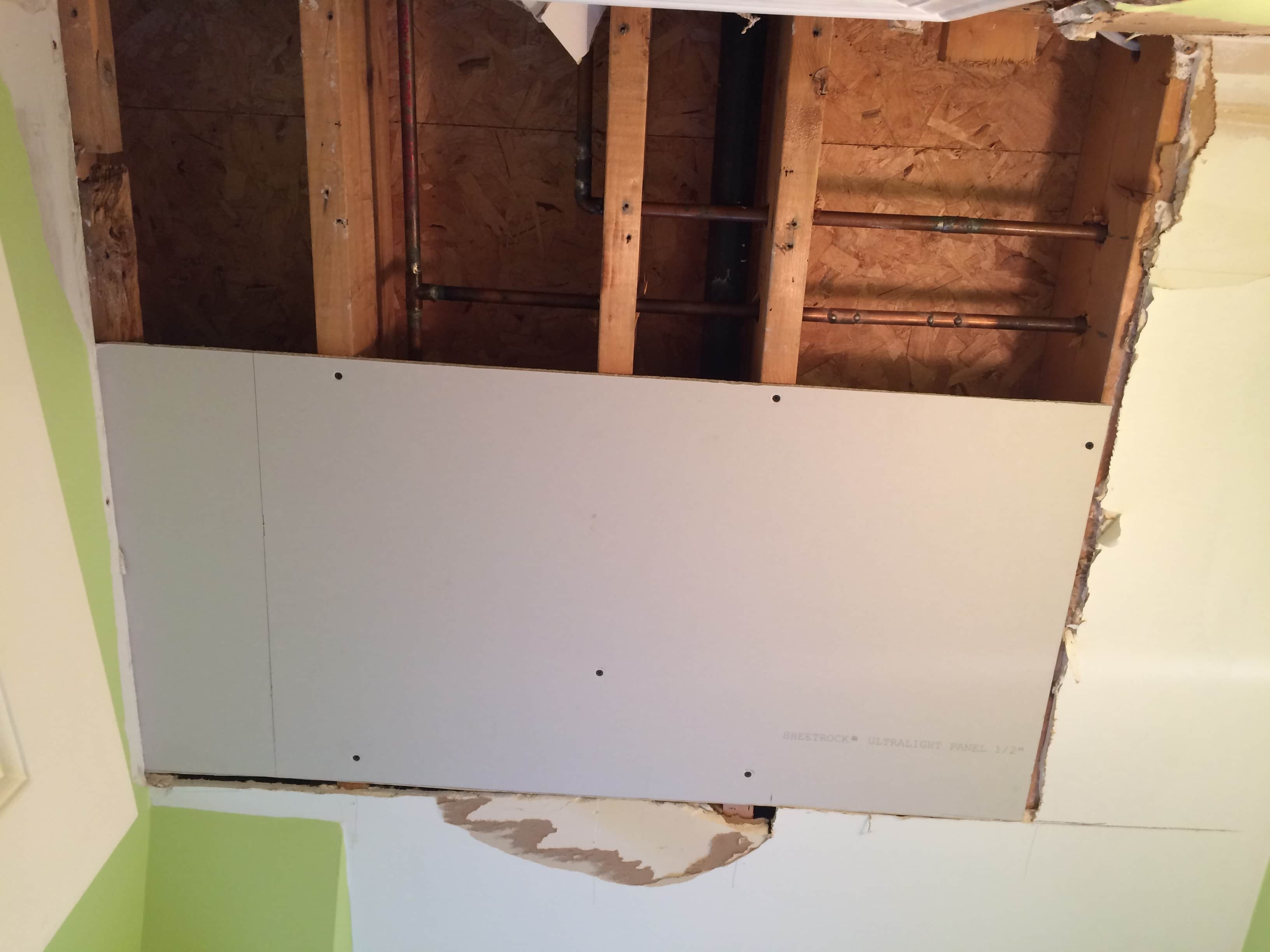 Home Improvement Drywall Ceiling