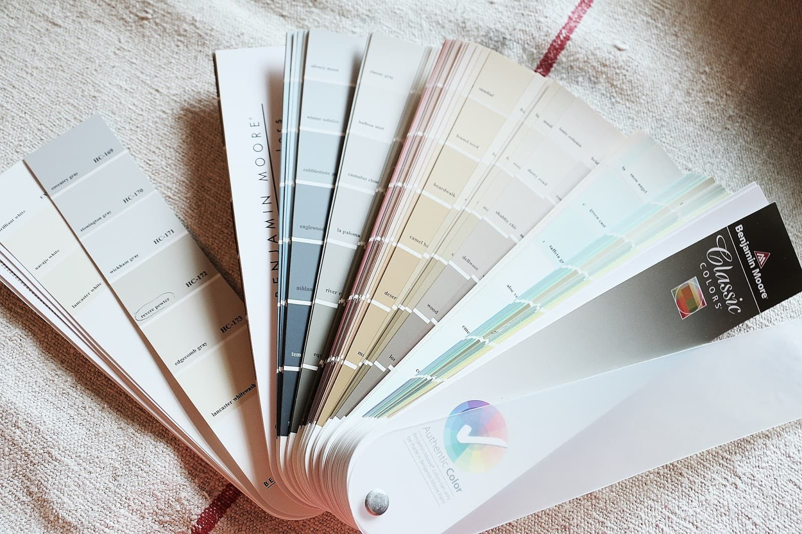 Show Your color selection To Your Residential Painters