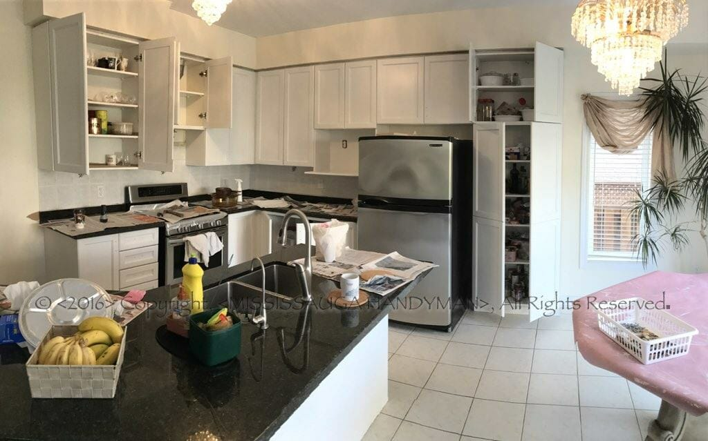 paint kitchen cabinets with special paints