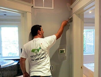 Mississauga painters interior painting