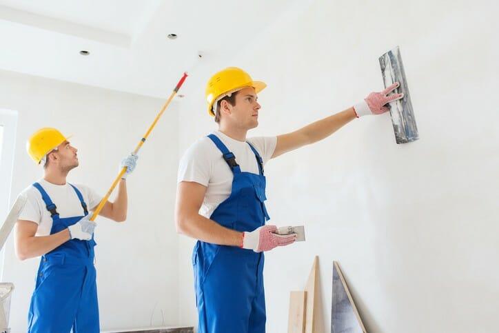 stucco repairing