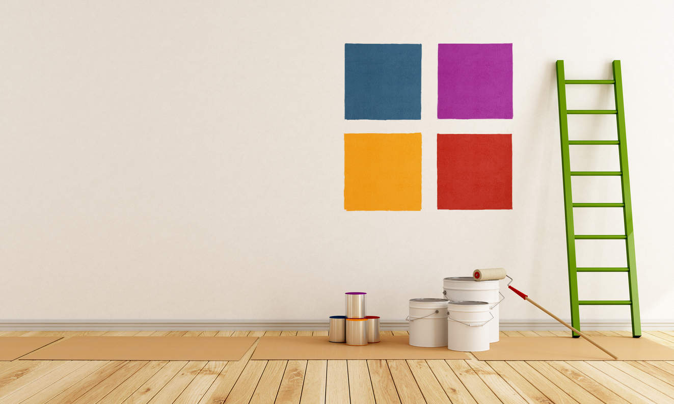 living room wall colour ideas