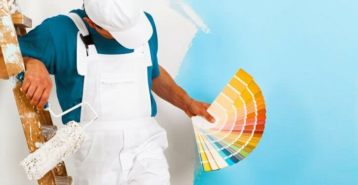 How to choose paint colors