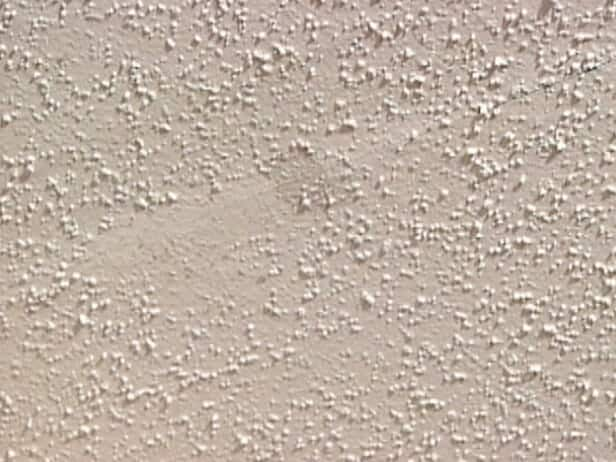 stucco ceiling pebles