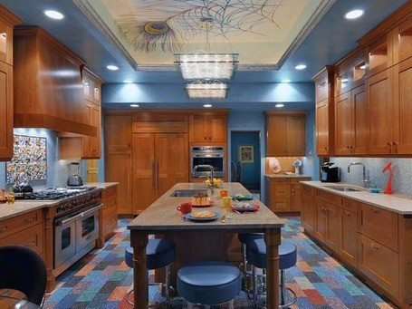 kitchen wall paint colors