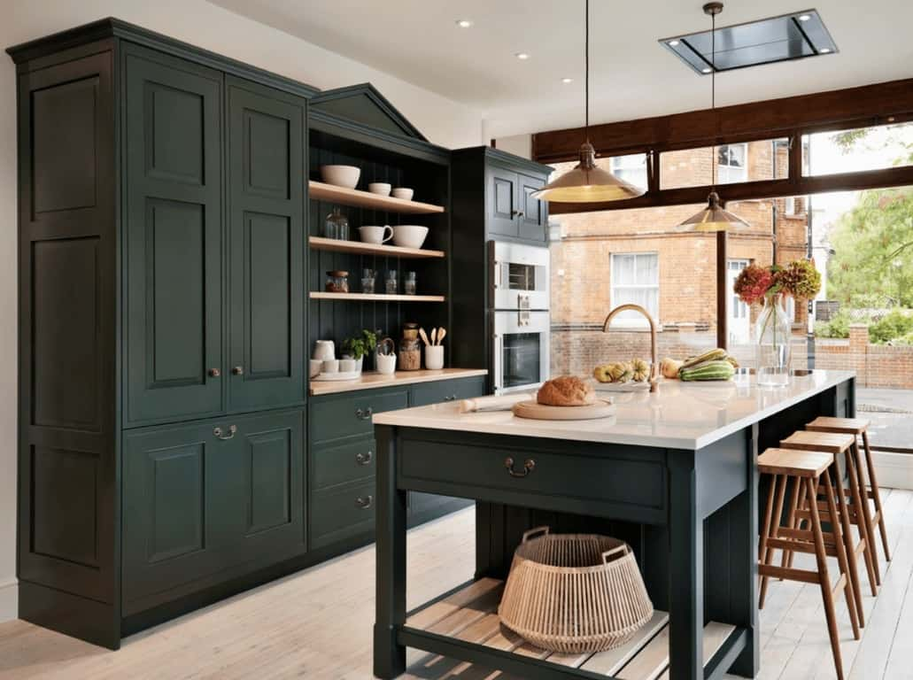 kitchen cabinet painting near me