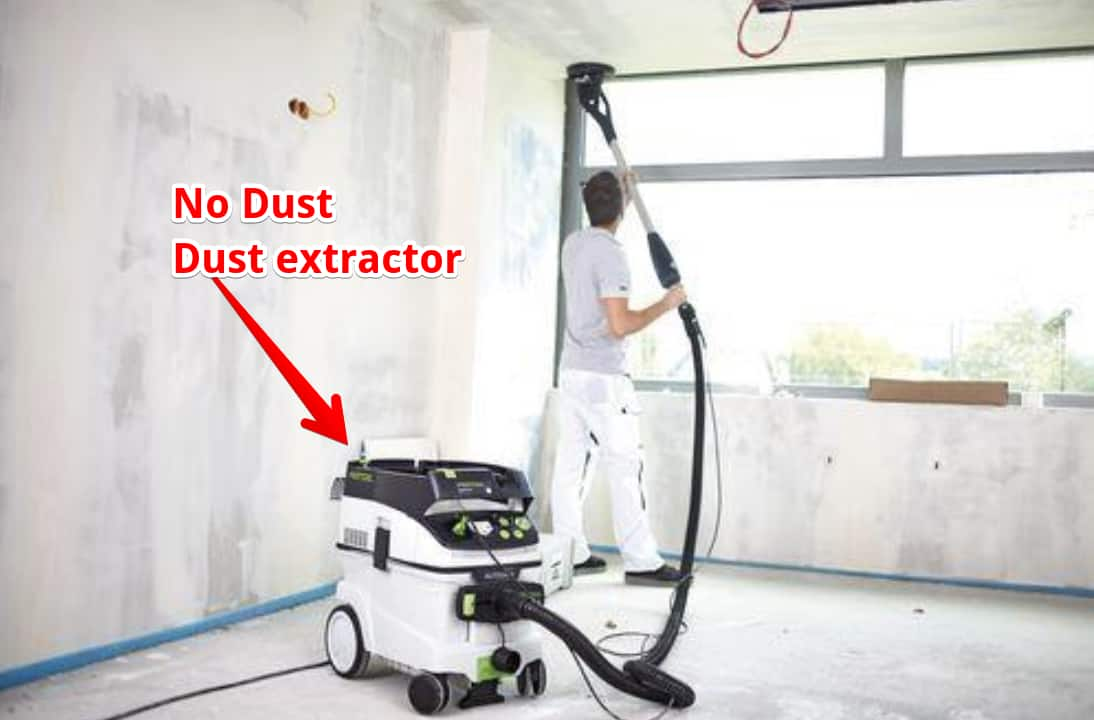 Dust Free Drywall repair