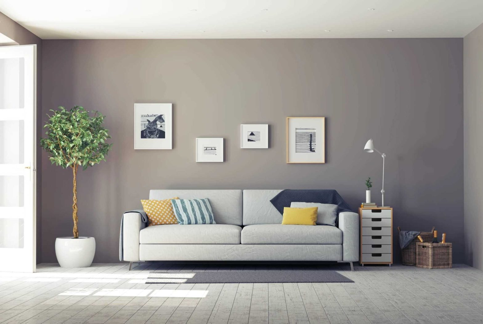 Residential painters in Mississauga