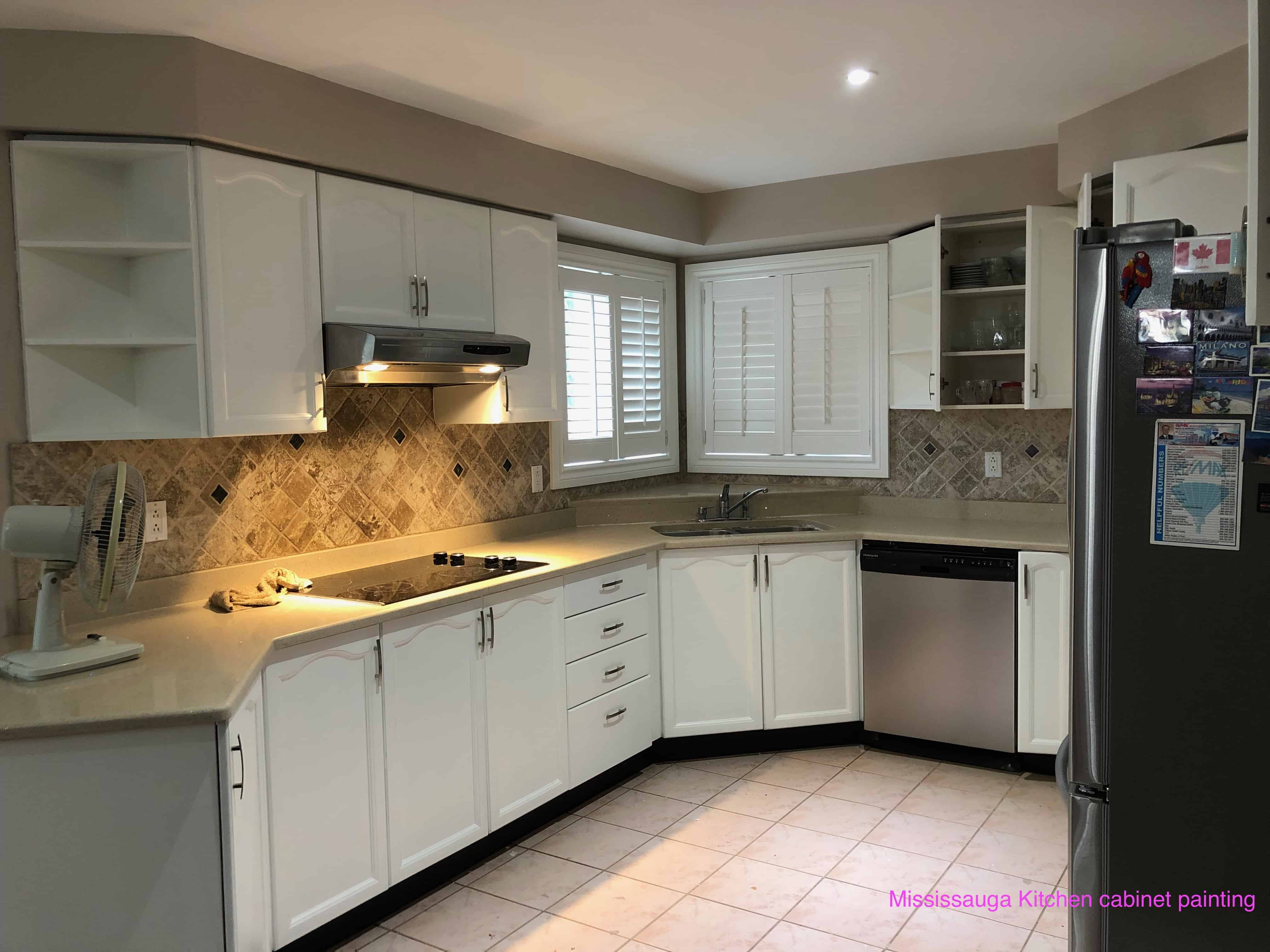 kitchen cabinet refacing, kitchen cabinet painting