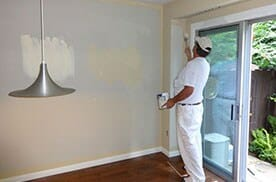 Painting house in Mississauga
